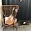 Thumbnail: Guitare bohème décorative en bois