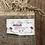 Thumbnail: Mini tapis bohème vintage