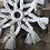 Thumbnail: Étoile à suspendre en macramé fait-main