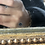 Thumbnail: Miroir ancien doré Louis Philippe