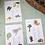 Thumbnail: Calendrier des légumes et fruits de saison version Couleurs