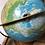 Thumbnail: Globe terrestre lumineux