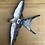 Thumbnail: Hirondelle en zinc XL