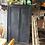 Thumbnail: Armoire en bois noir mat patiné