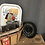 Thumbnail: Ancien moule à charlotte / kougloff en métal