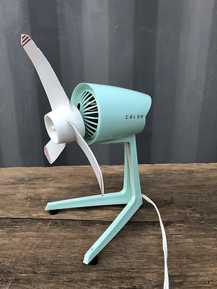 Ventilateur coloris Mint Calor
