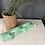 Thumbnail: Petite patère en bois vert