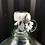 Thumbnail: Dame jeanne transparente à vis