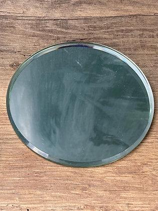 Petit miroir biseauté 12cm