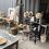 Thumbnail: Chaise industrielle Baleine atelier Nicolle