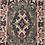 Thumbnail: Petit tapis bohème vintage