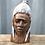Thumbnail: Buste feminin en bois style ethnique