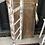 Thumbnail: Échelle patinée rose ballerine et bois brut