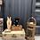 Thumbnail: Porte bouteilles en Osier