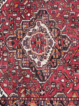 Tapis persan vintage folk