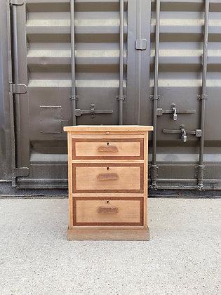 Meuble comptoir à tiroirs