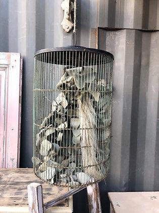 Cage à oiseau ancienne