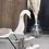 Thumbnail: Ancien Cygne à bascule en bois