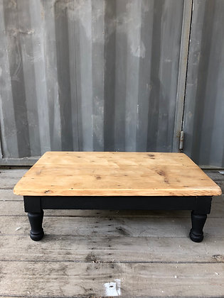 Petite Table basse bohème