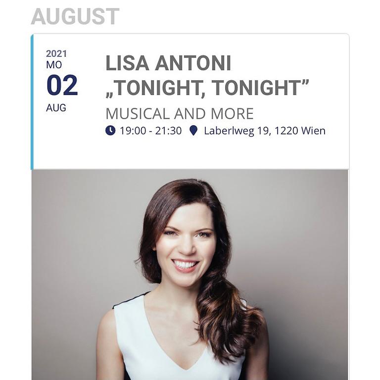 Tonight, Tonight (Solokonzert)