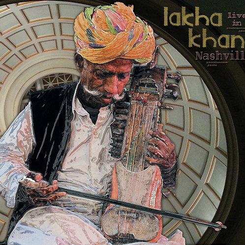 Lakha Khan - Live in Nashville