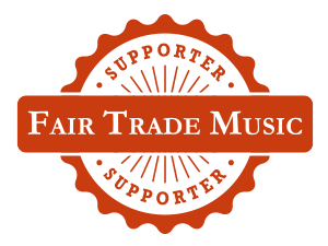 Fair Trade Music Supporter Seal