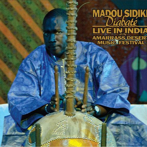 Madou Sidiki Diabaté - Live in India
