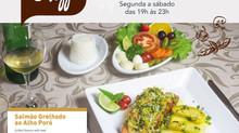 Sugestão do Cheff - Restaurante Aliança Express