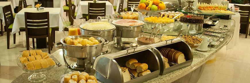 Cafá da Manhã Hotel Aliança Express
