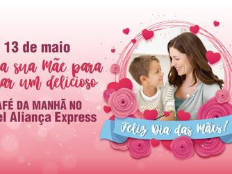 Dia das Mães Aliança Express
