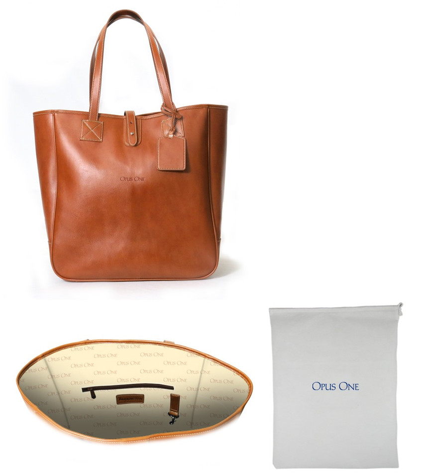 Chic Leather Tote