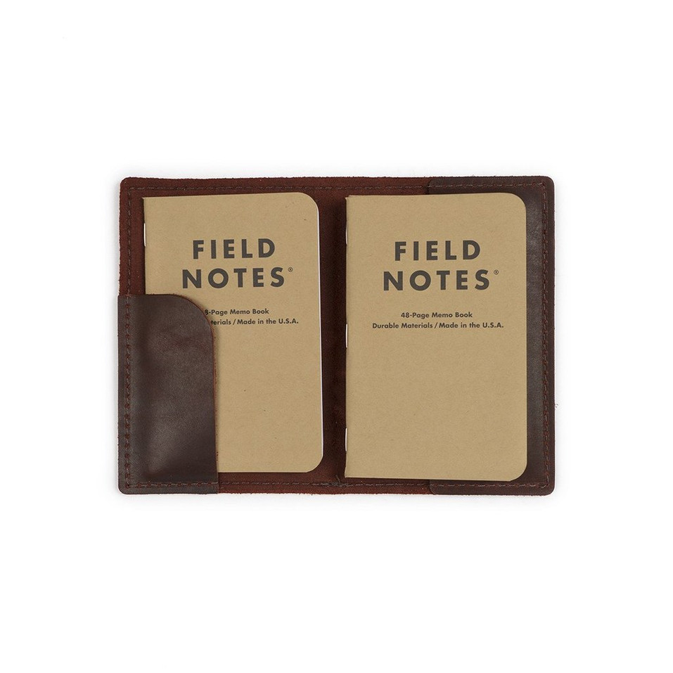 Full Grain Field Notes Cover