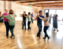 Tanzschule Angela Beck, Paartanzkurse