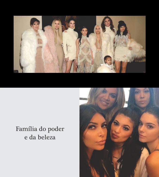 Família do poder e da beleza