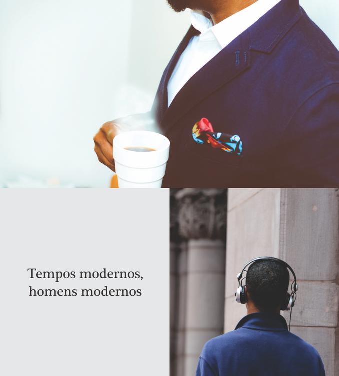 Tempos modernos, homens modernos