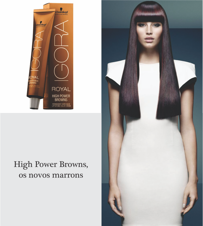 High Power Browns, os novos marrons