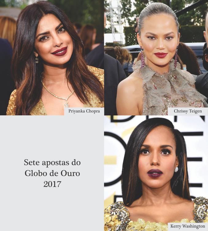 Sete apostas do Globo de Ouro 2017