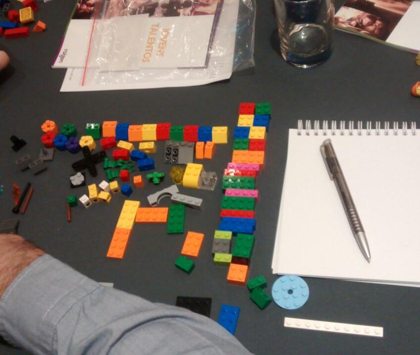 Workshop LEGO SERIOUS PLAY | Cultura e Valores