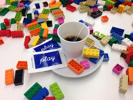 Café com LEGO SERIOUS PLAY