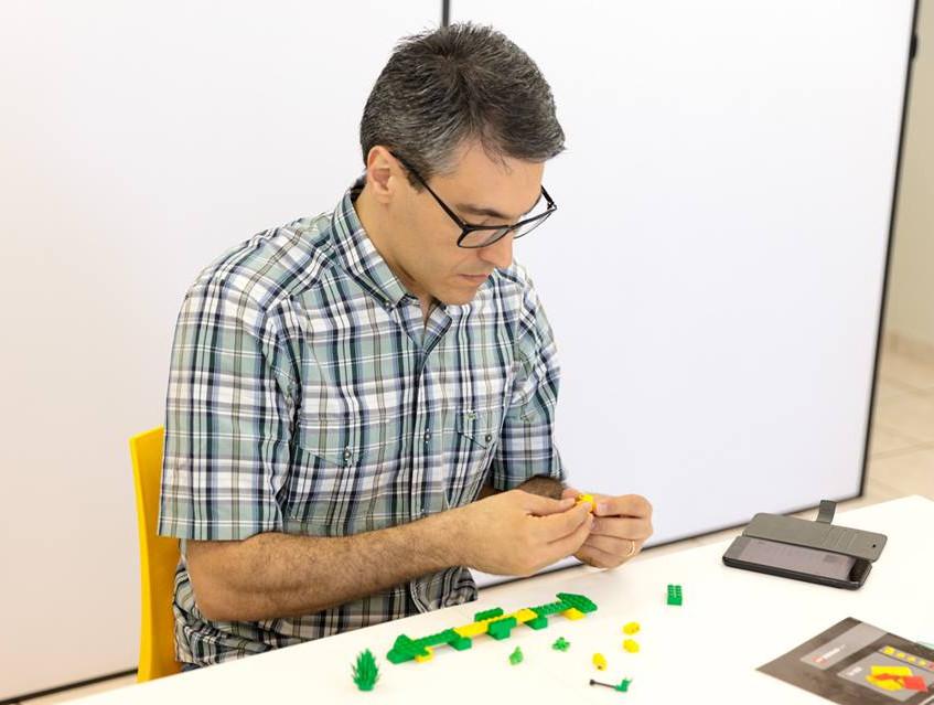 Workshop Lego Serious Play Life Plan