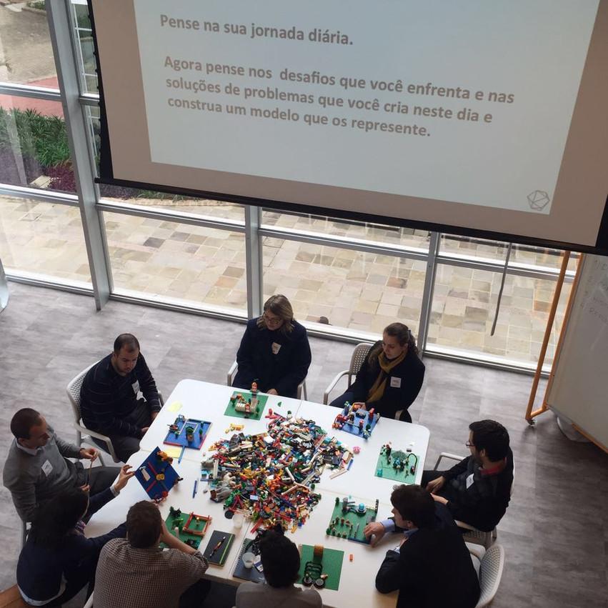 Turmas da Oficina Criativa realizada no CriaLab Tecnopuc.