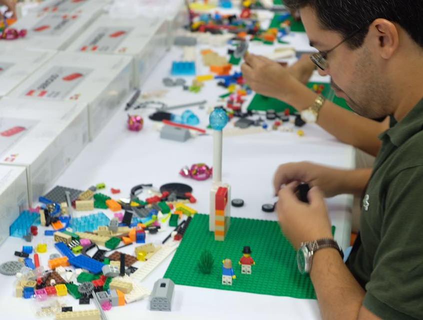 Workshop LEGO SERIOUS PLAY LIFE PLAN Salvador
