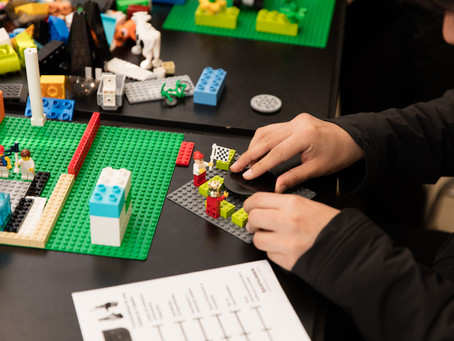Webinar Certificação LEGO® SERIOUS PLAY®