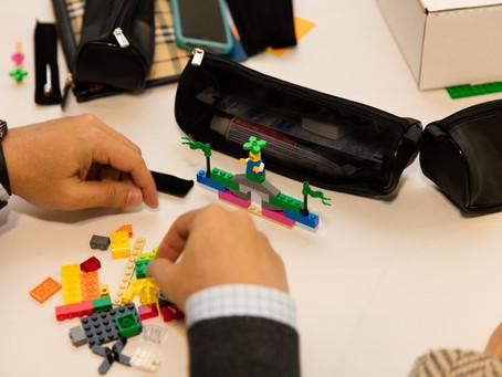 Você RH Meeting e LEGO® SERIOUS PLAY®