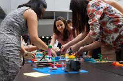 Dinâmica com LEGO® SERIOUS PLAY®