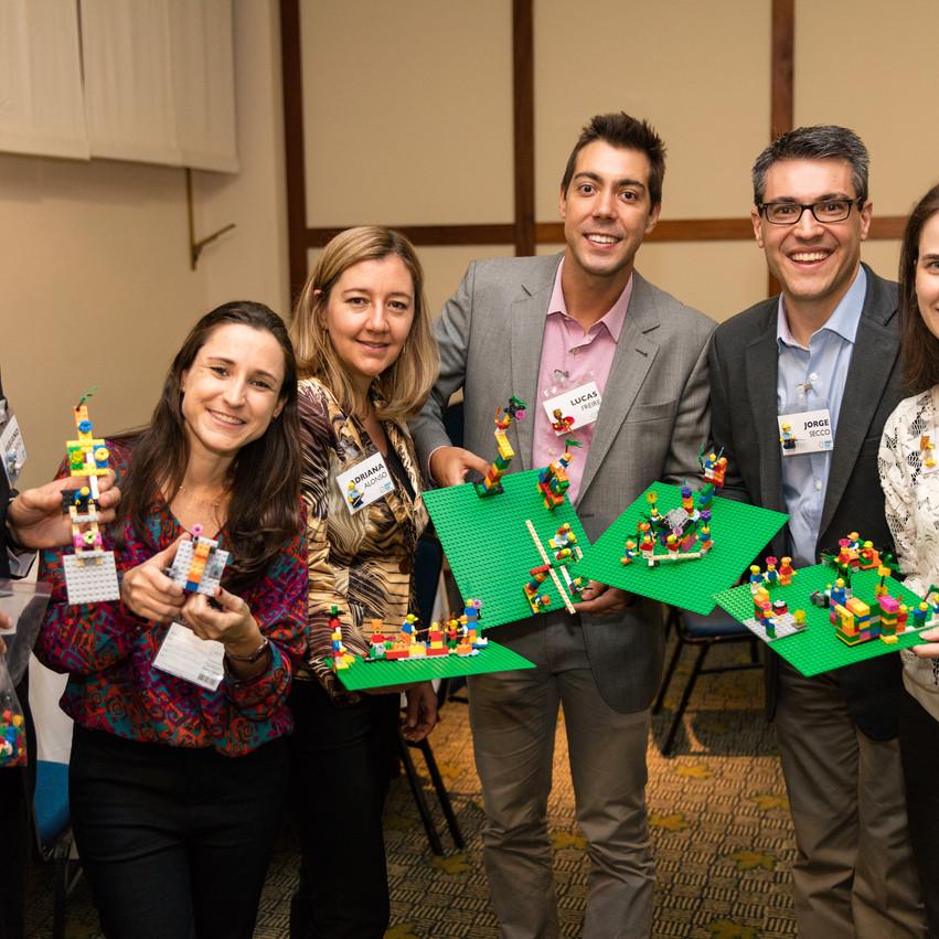 Workshop O Legado do RH - Você RH Meeting com LEGO® SERIOUS PLAY® - Time de facilitadores