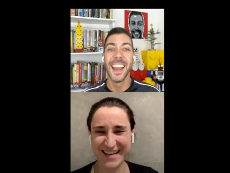 LIVE - Lucas Franco Freire e Paquisa Mazzola falam sobre a metodologia LEGO® SERIOUS PLAY®