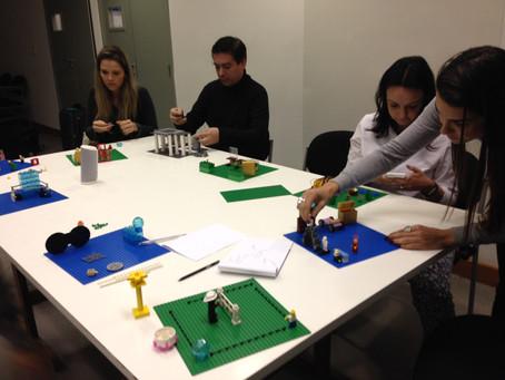 Workshop Pensamento Criativo na FAAP