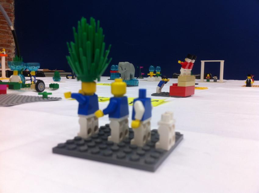 Porgrama de planejamento e desenvolvimento de carreira com a metodologia LEGO SERIOUS PLAY