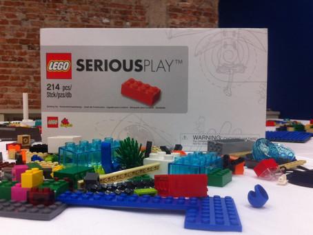 Inscrições abertas para a Certificação na metodologia LEGO® SERIOUS PLAY®